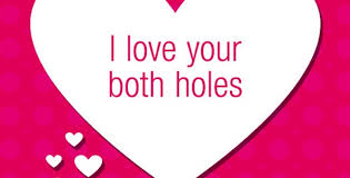 I love your both holes